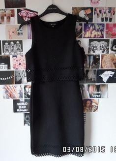Kup mój przedmiot na #vintedpl http://www.vinted.pl/damska-odziez/sukienki-wieczorowe/9946890-czarna-sukienka-new-look-38