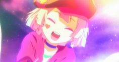 Tet [No Game No Life] The One True God of Disboard. The cutest God in history...