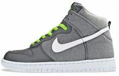 Nike Dunk High 'Wolf Grey'