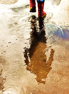 """""""there's always a little kid in you who wants to jump on the puddles, but we can't bc ppl will judge you no matter what you do."""" -grunge4life"""