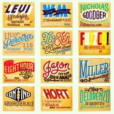 Want to learn hand lettering? Join acclaimed designer Erik Marinvoch to learn a step-by-step process for crafting graphic, hand-lettered envelopes — and tons of. Hand Lettering Envelopes, Typography Letters, Graphic Design Typography, Logo Design, Letter Writer, Sign Writing, Hand Drawn Type, Envelope Art, Types Of Lettering