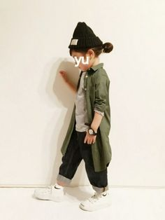 yuuuna|MARKEY'SのTシャツ/カットソーを使ったコーディネート - WEAR Little Girl Fashion, Toddler Fashion, Kids Fashion, Cute Outfits For Kids, Cute Kids, Baby Kids Wear, Stylish Kids, Kid Styles, Kids And Parenting