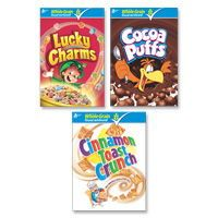 $1.00 off when you buy any TWO boxes General Mills cereals
