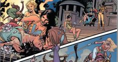 Massive Spoilers For Wonder Woman Earth One, but what do you guys think?