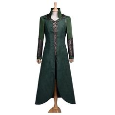 The Hobbit Desolation of Smaug Tauriel Cosplay Costume