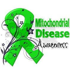 Green is for Mitochondrial Awareness