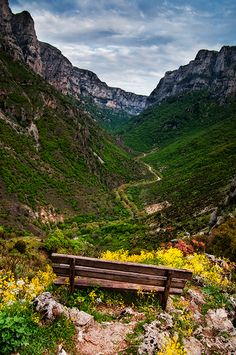 Vikos Gorge,  one of the world's deepest gorges #Greece