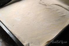 Φανταστική συνταγή για τραγανό χωριάτικο φύλλο. Πανεύκολος τρόπος, οδηγίες βήμα βήμα!