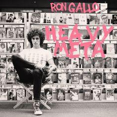 HEAVY META Ron Gallo album
