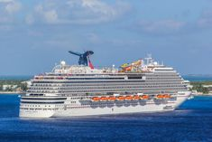Carnival Magic cruise ship picture