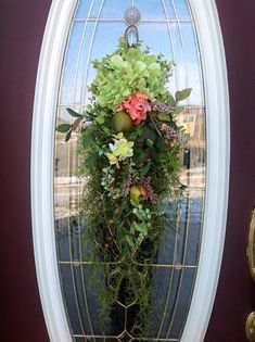Spring Wreath Easter Wreath Summer by AnExtraordinaryGift on Etsy, $70.00