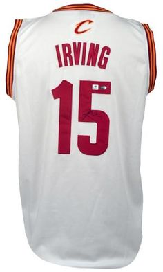 f0d8a836167 Kyrie Irving Autographed Cavs Jersey #SportsMemorabilia #ClevelandCavaliers