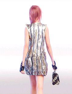wonderwomans: Louis Vuitton Presents Series 4: Lightning: A Virtual Heroine by Square Enix