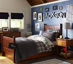 Ninja Karate Bedroom For A Teen Boy Red Black White