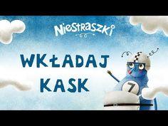 """PZU Niestraszki – Stach Trach """"Wkładaj kask"""" – teledysk - YouTube Snoopy, Youtube, Fictional Characters, Fantasy Characters, Youtubers, Youtube Movies"""