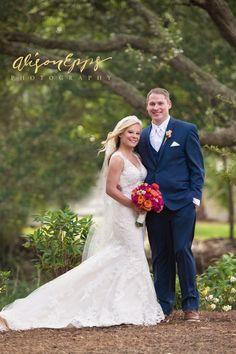 Tybee Island Wedding Chapel - Alison Epps Photography