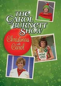 CAROL BURNETT SHOW:CHRISTMAS WITH CAR