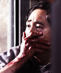 I never liked Noah, but his death was horrifying and Glenn's reaction destroyed me.