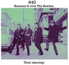 Reasons to love The Beatles #40