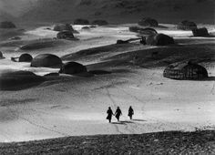 Raymond Depardon :: Nomad Encampment, Borkou Tigui, Northern Chad, Africa, 1976 / more [+] by R. Robert Doisneau, Magnum Photos, Sally Mann Photos, Ansel Adams Photos, Street Photography, Art Photography, People Photography, Camera Photography, Travel Photography