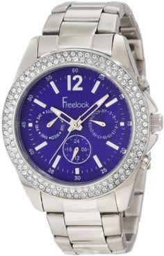 Freelook Women's HA6305-6 Swarovski Crystal-Accented Stainless Steel Bracelet Watch Freelook http://www.amazon.com/dp/B007SM1IW2/ref=cm_sw_r_pi_dp_R7-nvb06TZ6N4
