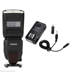 YONGNUO YN600EX-RT Flash Speedlite TTL + Receiver for Canon AS Canon 600EX-RT