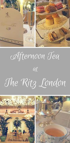 Afternoon tea at The Ritz London may sound stuffy, snobby and intimidating, but in reality you will enjoy a warm welcome and the most famous afternoon tea in London