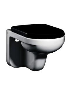 Seinä-WC Artic 4330 Toilet, Bathroom, Washroom, Flush Toilet, Full Bath, Toilets, Bath, Bathrooms, Toilet Room