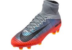 Chapter 4: Forged for Greatness. Nike CR7 Mercurial Superfly at www.soccerpro.com