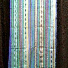 Multicolor handloom stole