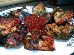 Thai Grilled Chicken Gai Yahng) Recipe - Thai.Food.com - 180421