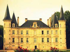 Chateau Medoc, via Flickr.