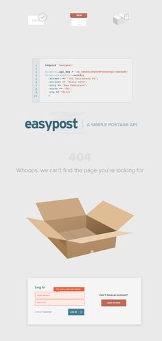 Easypost project by Kerem Suer