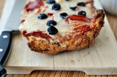 Mel's Kitchen Cafe | French Bread Pizza Perfected....who would have thought!