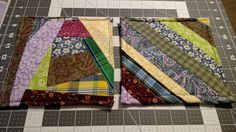 Back of Quilted Pot Holders for Mother in Law