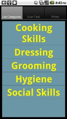 Life Skills Winner Pro. Repinned by  SOS Inc. Resources.  Follow all our boards at http://pinterest.com/sostherapy  for therapy resources.