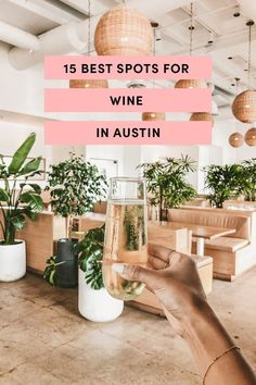 From casual restaurants to fine dining restaurants in the city, here are the 15 best restaurants with a glass of Napa Valley wine in Austin. California Restaurants, Casual Restaurants, City Restaurants, California Wine, Northern California, Visit Austin, Austin Tx, Austin Food, New Mexican Restaurant
