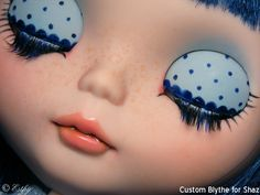 How to repaint Blythe doll - Google Search