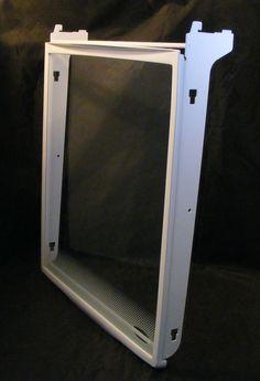 240350108 240350150 Frigidaire Refrigerator Sliding Cantilever Glass Shelf