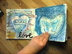 I love the originality of this journal.  Journal Flip - 2011