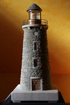Miniature stone lighthouses lighthouse and miniatures miniature stone lighthouses pedro davila flickr sciox Image collections
