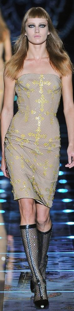 Versace Fall 2012 Ready-to-Wear