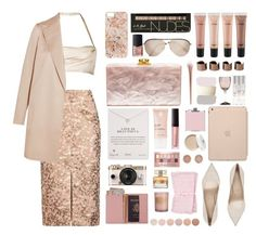 """""""Top Fashion Sets for Jan 10th, 2017 / Starboy - The Weeknd"""" by tamaramanhardt ❤ liked on Polyvore featuring Topshop, Dolci Follie, The Row, Michael Kors, Edie Parker, NARS Cosmetics, Maybelline, Laura Mercier, Anrealage and Victoria Beckham"""