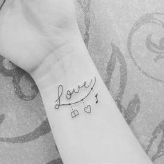Muito amor e muita tattoo em 2017!