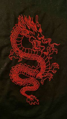 Aesthetic Pastel Wallpaper, Aesthetic Backgrounds, Aesthetic Wallpapers, Trippy Wallpaper, Iphone Background Wallpaper, Small Dragon Tattoos, Small Tattoos, Chinese Dragon Tattoos, Chinese Dragon Art