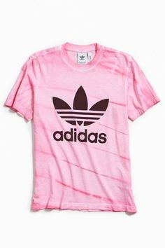 5f43f1ef69d adidas Tie-Dye Tee   Urban Outfitters #UrbanClothesStreetwear Boho Outfits,  Summer Outfits,