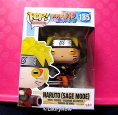 FUNKO POP NARUTO (SAGE MODE) n°185. Acheté par Maman♥ le 29/04/17 à Micro' TG pour Val.