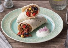 Wahaca Beef & Corn Tortillas with Pepper & Crème Fraîche