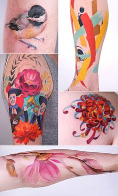 #Pretty tattoo...#Lovely tattoos# pretty tattoos by Amanda Wachub