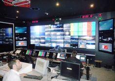 Race Control Media Center, Bunker, Control Panel, Offices, Technology, Room, Bridges, Boats, Tech